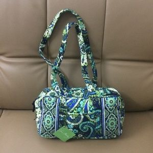 Vera Bradley 100 Handbag Rhythm & Blues